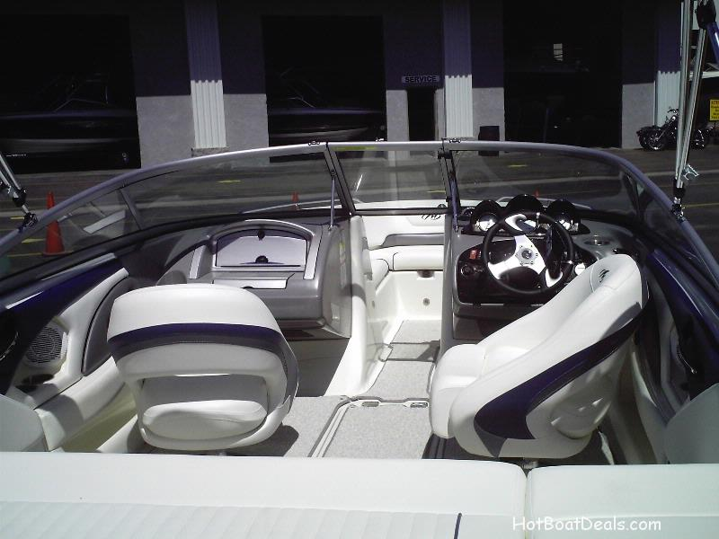 2008 Monterey Boats 194 FS EXTREME BRAND NEW 2008 MODEL $33,900.00