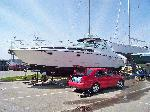 1998 Bayliner Avanti getting prepped