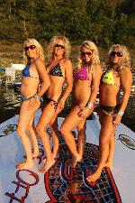 BOATING LADIES