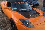 Tesla Elec Sports car