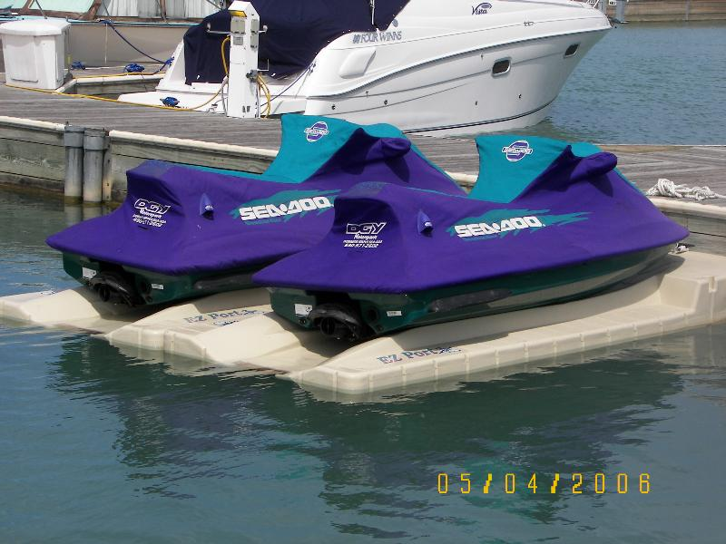 my old jet skis