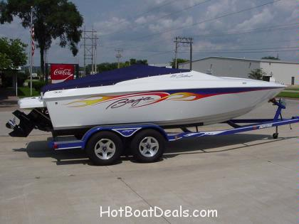Baja 20 Outlaw like my old boat.