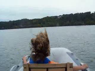 Add Comment To: Long Dinghy ride with the motor too high
