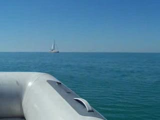 Add Comment To: Deviated from my course to check out a big sailboat