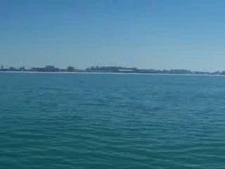 Add Comment To: Blasting along in the Gulf waters just off Longboat Key