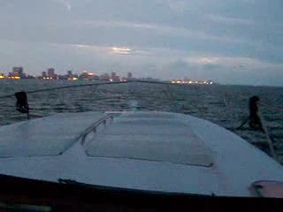Cruising back towards Montrose harbor from:DotComd