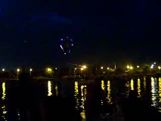 The last bit of the 2010 Montrose Harbor Fireworks Show from:DotComd