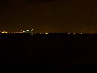 Looking at the onshore lights from:DotComd