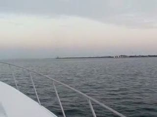 Calm ride back to the marina from:DotComd