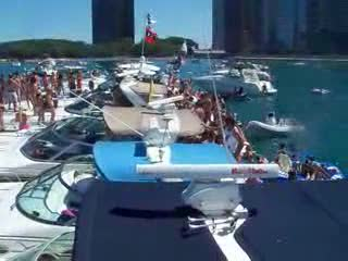 Boat Party in Chicago Playpen from:DotComd