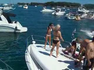 4th of July Boat Party in the Playpen from:DotComd