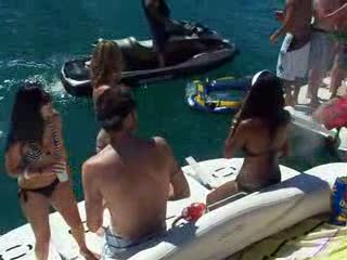 4th of July Boat party scene from the Mac Mortgage boat from:DotComd