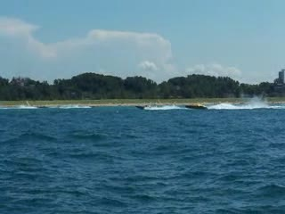 Michigan City Superboat Races 1 from:DotComd
