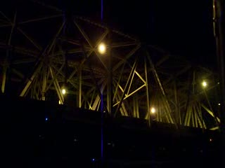 I -94 from underneath on the river from:DotComd