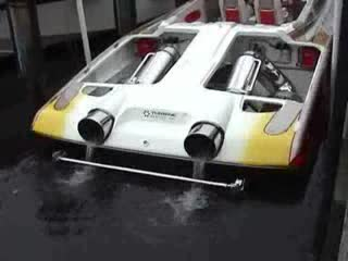 Amazing 5 minute turbine boat video from:DotComd