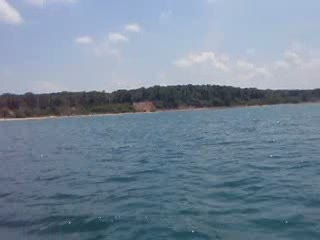 Boating on Lake Michigan from:kernsypoo