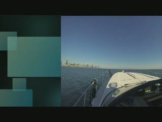 Chicago Time Lapse Boat Trip for Winter Storage from:DotComd